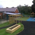 Play Area Installation