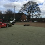 Park View Academy Pitch Replacement